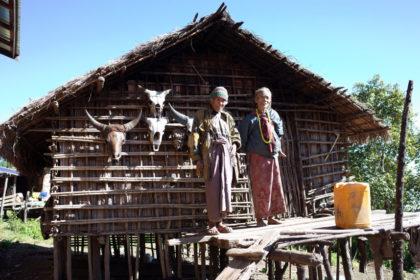 ミャンマーチン州へ