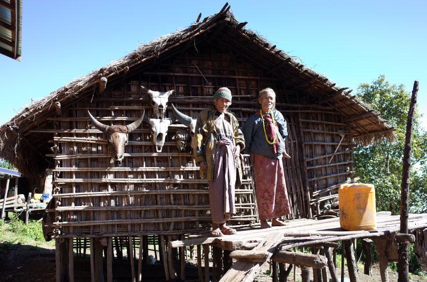 ミャンマー・チン州への旅